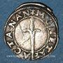 Münzen Duché de Lorraine. Charles III (1545-1608). Sol ou carolus. Nancy (1564-1574). Inédit!