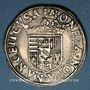 Münzen Duché de Lorraine. Charles III (1545-1608). Teston au buste âgé (1582-1608). Nancy