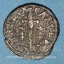 Münzen Duché de Lorraine. Charles IV, 1er règne (1625-1634). Double denier. Nancy