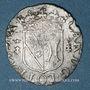 Münzen Duché de Lorraine. Charles IV, 2e règne (1661-1670). Gros. Nancy