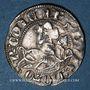 Münzen Duché de Lorraine. Ferry III (1251-1303). 1/4 de gros dit spadin. Nancy