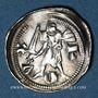 Münzen Duché de Lorraine. Ferry III (1251-1303) ou Ferry IV (1312-1329). Denier. Nancy