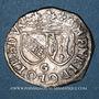 Münzen Duché de Lorraine. Henri II (1608-1624). Gros. Nancy (1608-1618)