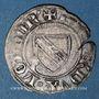 Münzen Duché de Lorraine. Jean I (1346-1390). 1/4 de gros.  Sierck