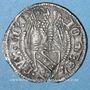 Münzen Duché de Lorraine. Jean I (1346-90). Denier. Nancy