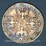 Münzen Duché de Lorraine. Léopold (1697-1729). Masson de 12 sous 6 deniers 1728. Nancy
