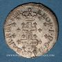 Münzen Duché de Lorraine. Léopold (1697-1729). XII deniers 1726. Nancy