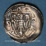 Münzen Duché de Lorraine. Matthieu II (1220-1251). Denier. Sierck