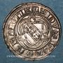 Münzen Duché de Lorraine. Raoul (1329-1346). 1/4 gros. Nancy. R ! R !