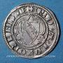 Münzen Duché de Lorraine. Raoul (1329-1346). 1/4 gros. Nancy