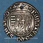 Münzen Duché de Lorraine. René II d'Anjou (1473-1508). Gros. Nancy