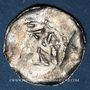 Münzen Duché de Lorraine. Thiébaut Ier (1213-1220). Denier. Neufchâteau