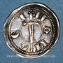 Münzen Duché de Lorraine. Thiébaut II (1303-1312). Denier. Nancy