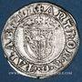 Münzen Lorraine. Antoine (1508-1544). Demi-gros. Nancy
