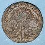 Münzen Lorraine. Charles III (1543-1608). Jeton cuivre