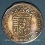 Münzen Lorraine. Comté de Salm. François II (1625-1632). Teston 1627. Badonvilliers
