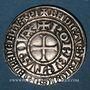 Münzen Lorraine. Duché de Bar. Robert (1352-1411). Gros tournois