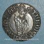 Münzen Lorraine. Evêché de Metz. Thierry V de Boppard (1365-1384). Gros. Metz