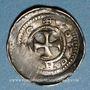 Münzen Lorraine. Seigneurie de Neufchâteau. Thiébaut de Lorraine, sire de Rumigny (1291-1303). Denier