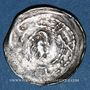 Münzen Sarrebourg. Monnayage du chapitre de Metz (2e moitié du XIe - début du XIIIe). Denier. R ! R ! R !