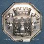 Münzen Bayonne. Caisse d'Epargne. Jeton argent 1834