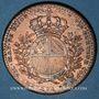 Münzen Bourgogne. Mairie de Dijon. J. Burteur. Jeton cuivre 1733