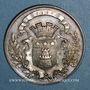 Münzen Caen. Caisse d'Epargne. Jeton argent n.d