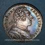 Münzen Champagne. Chalons-sur-Marne. Louis XV. Jeton argent