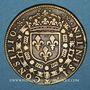 Münzen Conseil du Roi. Louis XIII (1610-1643). Jeton laiton