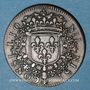 Münzen Conseil du Roi. Louis XIV (1643-1715). Jeton cuivre n. d.