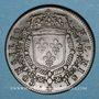 Münzen Conseil du Roi. Louis XIV. Jeton cuivre 1661