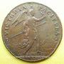 Münzen Etats d'Artois. Bataille des Dunes. Louis XIV. Jeton cuivre