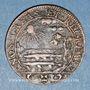 Münzen Etats d'Artois. Prise d'Arras. Louis XIV (1643-1715). Jeton cuivre n. d.