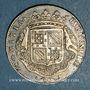 Münzen Etats de Bourgogne. Jeton argent 1701