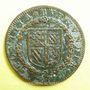 Münzen Etats de Bourgogne. Jeton cuivre 1653
