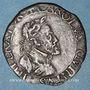 Münzen Franche-Comté. Besançon. Chambre des comptes. Charles Quint. Jeton cuivre 1578