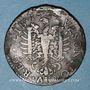 Münzen Franche-Comté - Besançon. Co-gouverneurs. Jean Antoine Tinseau. Jeton cuivre 1669