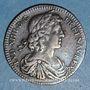 Münzen Hainaut. Dunkerque. Louis XIV (1643-1715). Jeton cuivre n. d.