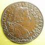 Münzen Hainaut. Valenciennes. Jeton cuivre 1657