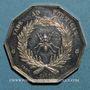 Münzen Lyon. Caisse d'Epargne. Jeton argent n.d.