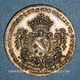 Münzen Lyon. Série Municipale. C. Bollioud. Jeton argent n. d.