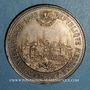 Münzen Metz. 3e République. Jeton argent