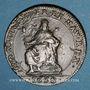 Münzen Paris. Chambre aux Deniers. Jeton cuivre 1658