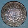 Münzen Paris. Gabelles de France. Jeton cuivre. 1664