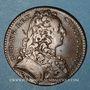 Münzen Paris. Parties Casuelles et Revenus Casuels. Jeton cuivre 1736
