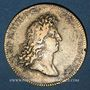 Münzen Paris. Parties Casuelles. Jeton laiton 1677