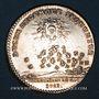 Münzen Secrétaires du Roi. Louis XV. Jeton argent 1731