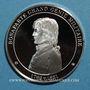 Münzen Bonaparte. Grand génie militaire. Médaille argent. 34,2 mm.