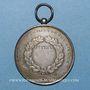 Münzen Chalon-sur-Saône. Société des Jouteurs de Sainte-Marie. Médaille argent