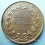 Münzen Franz Joseph Gall, médecin (1758-1828). Médaille en bronze. 46 mm. Gravée par Barre en 1828
